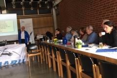 Foto: Monika Kröber - Teilnehmer der Jahreshauptversammlung